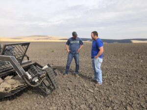 North Idaho farmer uses TerraClear to improve productivity by 5x