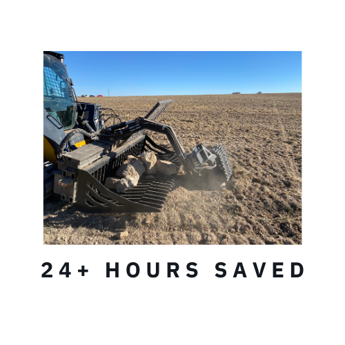 TerraClear saves farmers time and money